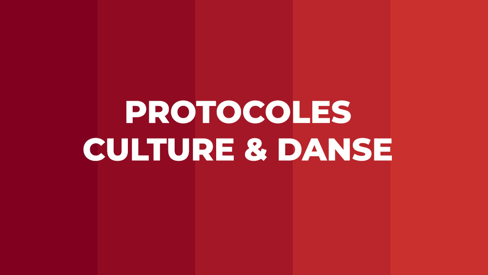 protocole culture danse covid