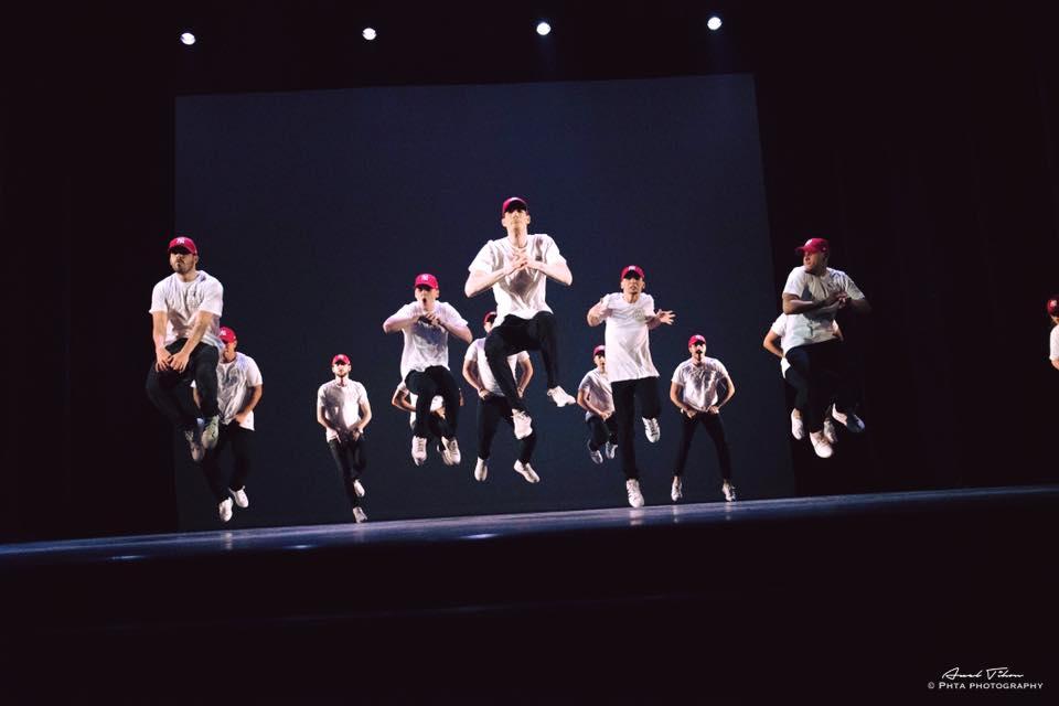 Calendrier fédération danse belgique