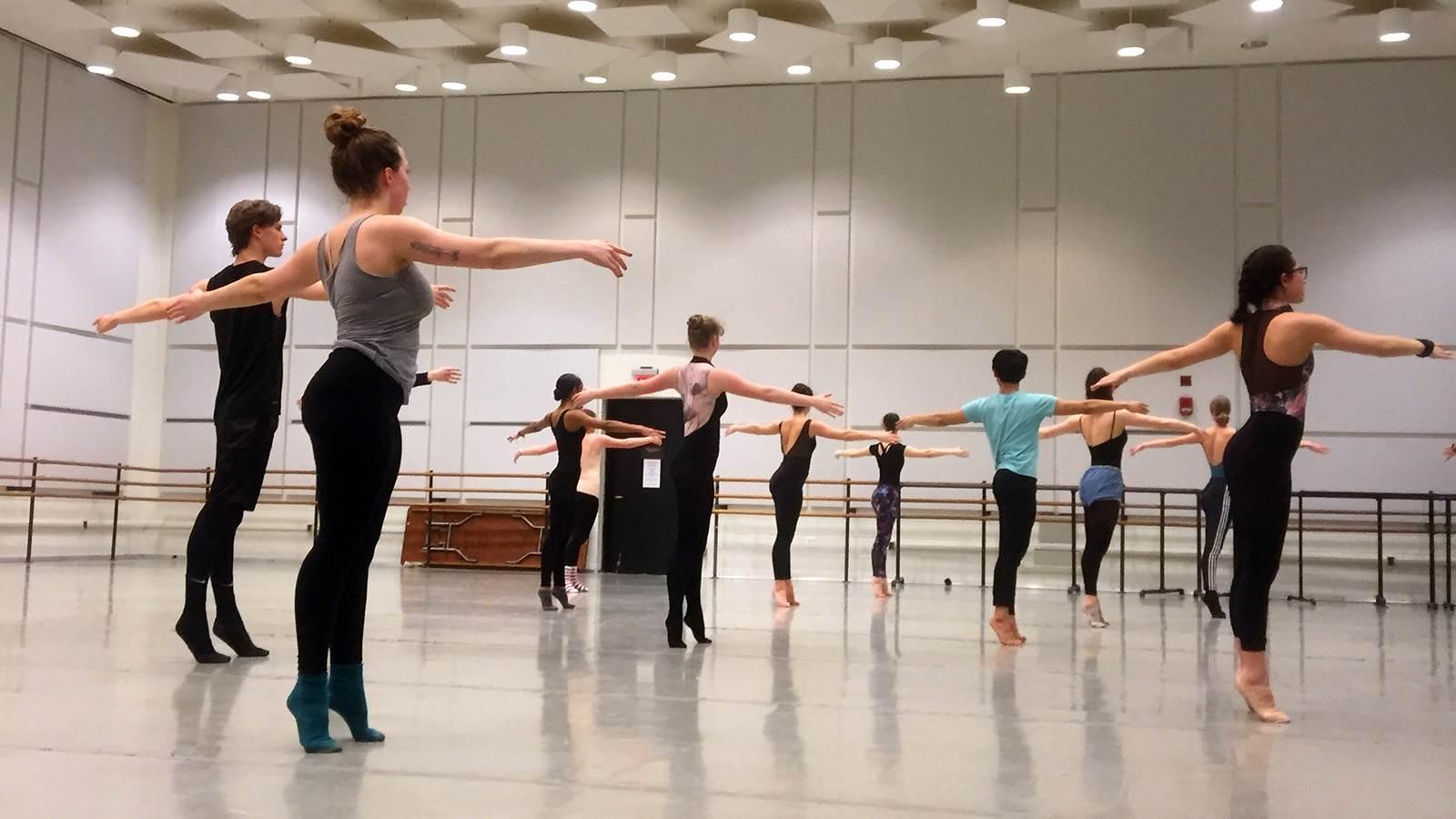 Offrez un cours de danse